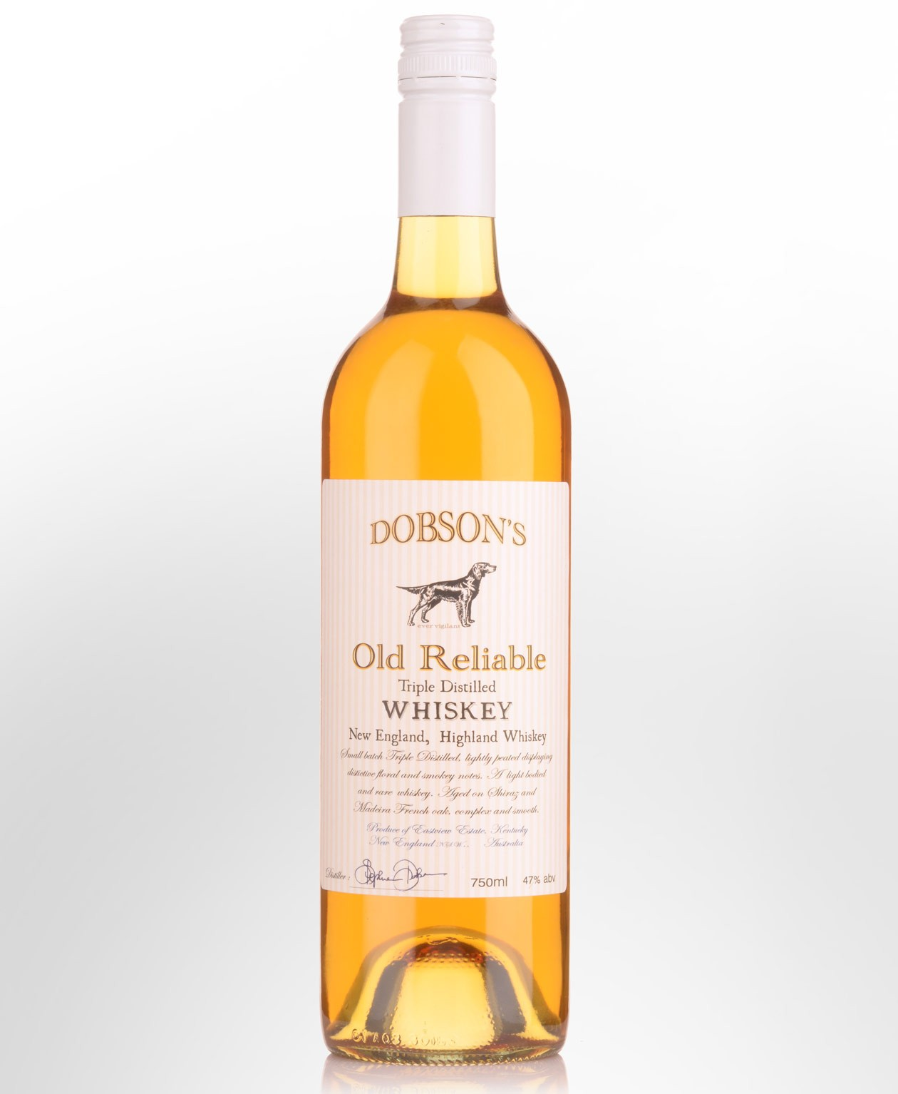 dobsons-old-reliable-triple-distilled-whisky